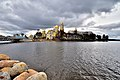 Seliger Lake. East coast. View of Stolobny island before a thunderstorm.jpg