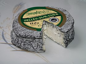 Image illustrative de l'article Selles-sur-cher (fromage)