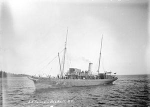 Chasina - Image: Selma (steamship) circa 1913