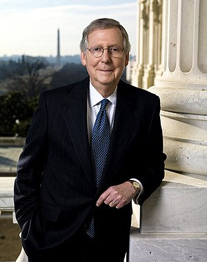 United States Senate elections, 2008 - Image: Sen Mitch Mc Connell official