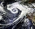 September 2014 North American monster storm at peak intensity, on September 23.jpg