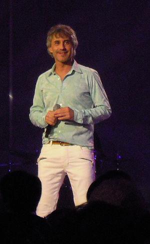 Sergio Dalma - Sergio Dalma in 2011