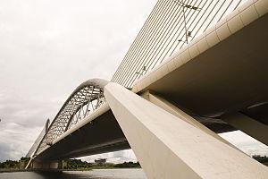 Seri Saujana Bridge - Image: Seri Saujana Bridge