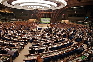 Congress of the Council of Europe - Session of the Congress