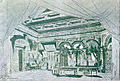 Set by Lemeunier for Act 3 La Tosca 1887.jpg