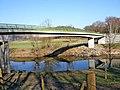 Severn Valley Country Park new river footbridge looking north - geograph.org.uk - 705048.jpg
