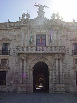 Francisco Elías de Tejada y Spínola - Seville, Recorate