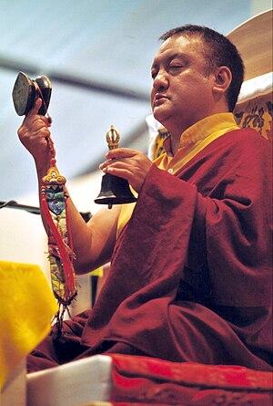 Mipham Chokyi Lodro - Image: Shamarpa 1