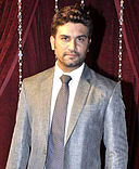 Sharad Kelkar at Zee Rishtey Awards 2012.jpg