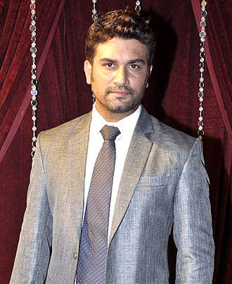 Sharad Kelkar - Image: Sharad Kelkar at Zee Rishtey Awards 2012