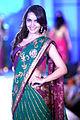 Shazahn Padamsee walks for Manish Malhotra & Shaina NC's show for CPAA 11.jpg