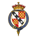 Shield of arms of Frederick Spencer, 4th Earl Spencer, KG, CB, PC.png