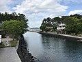 Shizukigawa River near Shizuki-Kohashi Bridge 2.jpg