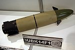 Shot 3UBK14F1 with 9M119F1 guided missile - Engineering Technologies 2010 Part7 0023 copy.jpg