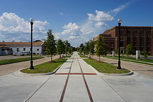 Cultural impact of Elvis Presley - Elvis Presley Avenue in Shreveport, Louisiana