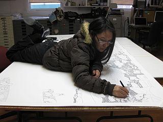 Shuvinai Ashoona Canadian Inuk artist