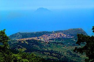San Fratello Comune in Sicily, Italy
