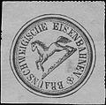 Siegelmarke Braunschweigische Eisenbahn W0343902.jpg