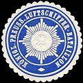 Siegelmarke K.Pr. Luftschiffer-Bataillon W0283630.jpg