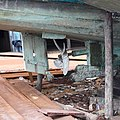 Sihanoukville - shipyard. Fishing boats. 2014.jpg