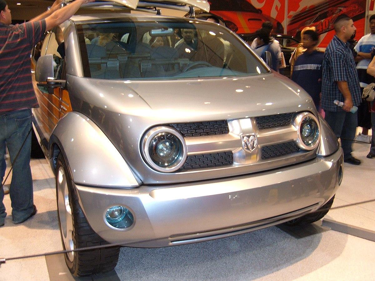 Dodge Srt Demon >> Dodge Kahuna - Wikipedia