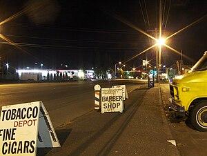 Silverdale, Washington - Silverdale Way is Silverdale's main commercial strip