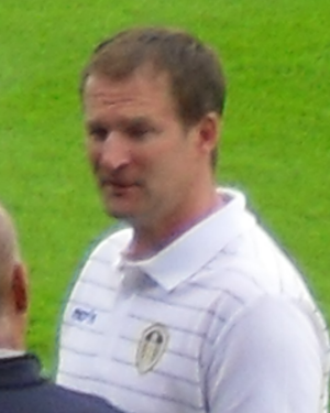Simon Grayson - Grayson as Leeds United manager in 2009