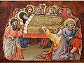 Simone dei crocifissi, sette episodi della vita di maria1396-98 ca, da polittico cospi in s. petronio 07.jpg