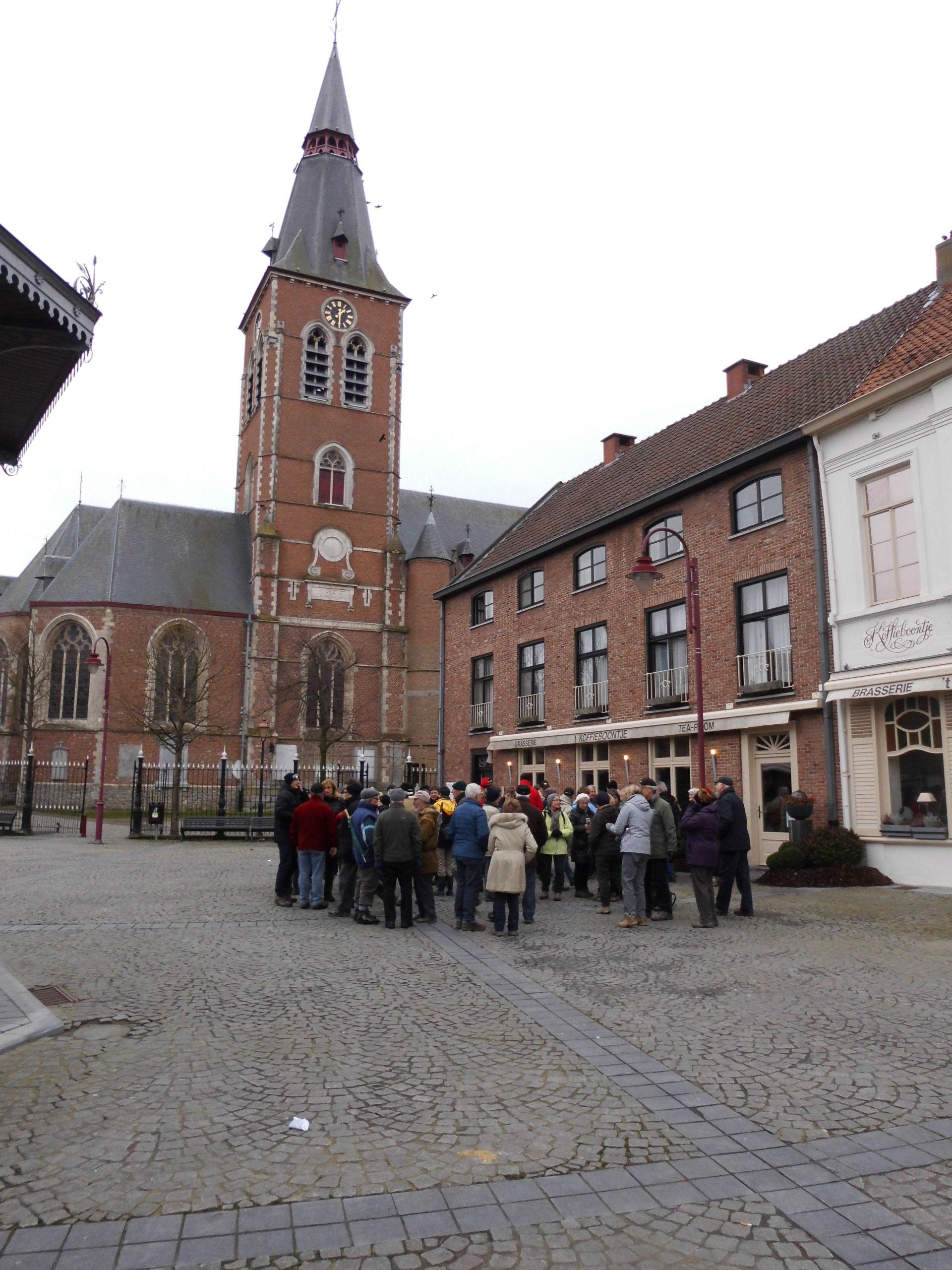 File Sint Corneliuskerk Aalter In Oost Vlaanderen Belgie Jpg