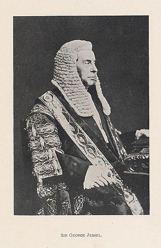 Pender v Lushington - Sir George Jessel