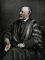 Sir Andrew Clark. Photogravure after R. Lehmann. Wellcome V0026192.jpg