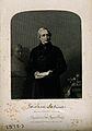 Sir Edward Sabine. Stipple engraving by W. H. Mote, 1865, af Wellcome V0005169.jpg