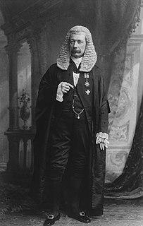 John Worrell Carrington British jurist