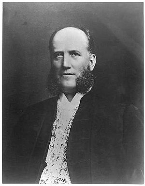Joseph Palmer Abbott - Image: Sir Joseph Palmer Abbott