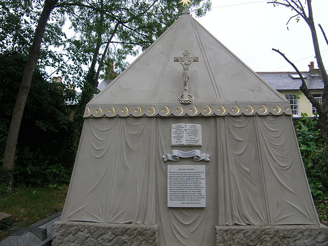 Mausoleum of Sir Richard and Lady Burton