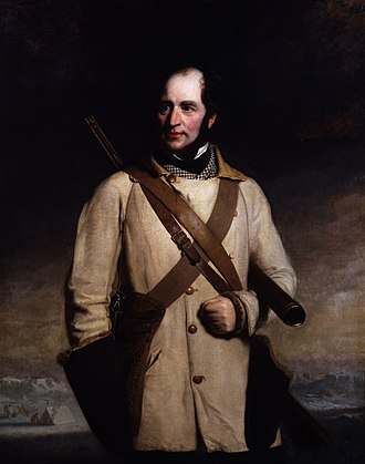 Robert McClure - Image: Sir Robert Mc Clure by Stephen Pearce
