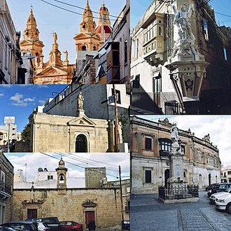 Luqa - Sites in Luqa