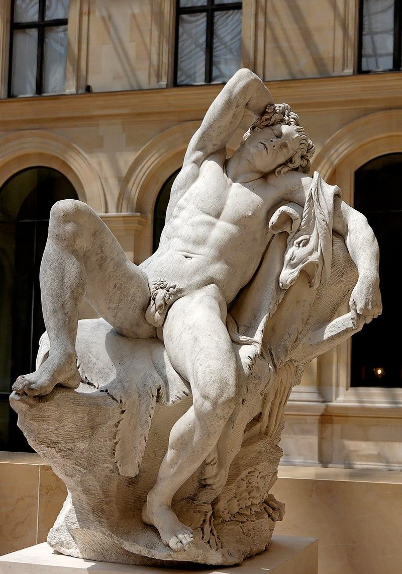 Satyrvorstellung nach der Renaissance