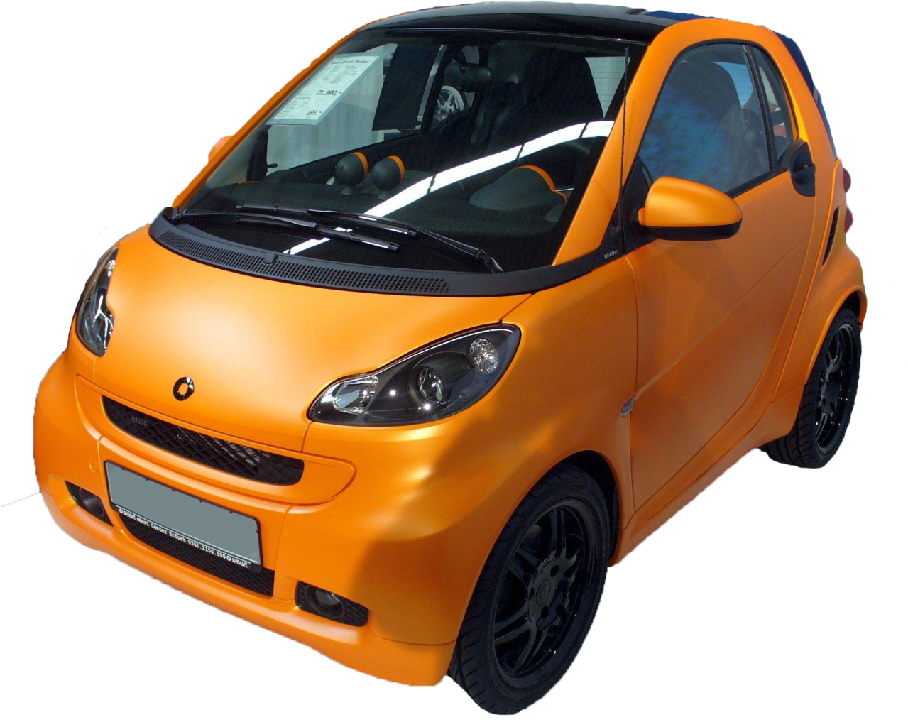 Smart Car Brabus For Sale