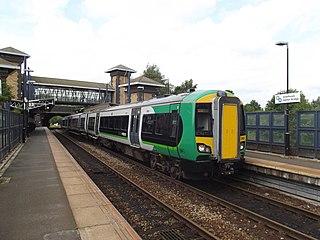 Smethwick Galton Bridge railway station