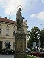 Socha Panny Marie Karlovské (Prostějov).JPG