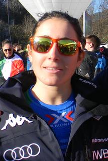 Italian alpine skier