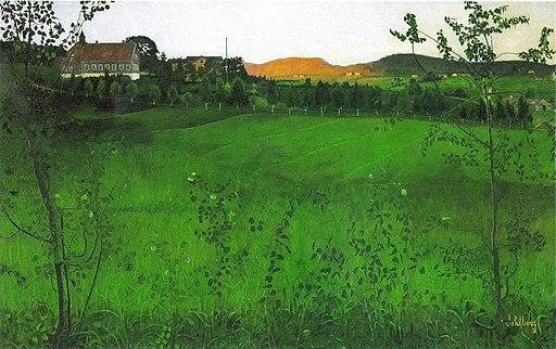 Sohlberg-Modne jorder
