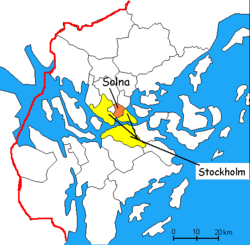 Solna Municipality in Sweden.png