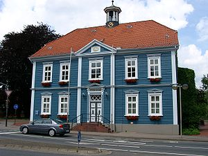 Soltau - Old town hall