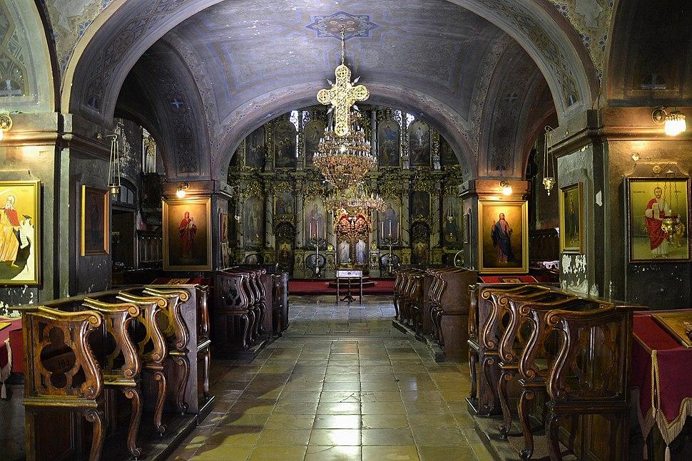 Sombor (Zombor) - orthodox church - interior