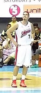 Sonny Thoss Filipino basketball player