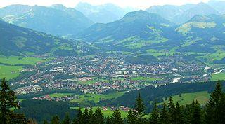 Sonthofen,  Бавария, Германия