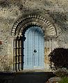 South Door, Church of St. Mary, Easton, Hampshire, England. D6C 0862 edited-1.JPG