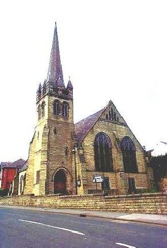 South Elmsall - Trinity Methodist Church